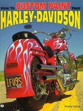 How to Custom Paint Your Harley-Davidson