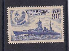 France année 1939 N° 425**Cuirassé Clémenceauréf 5334