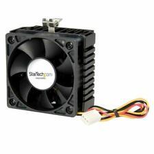 Startech.Com 65X60X45Mm Socket 7/370 Cpu Cooler Fan With Heatsink And Tx3 Connec