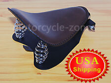 USA Bracket Spring Base SOLO Seat Mount For Harley Dyna Sportster XL 1200 883 48