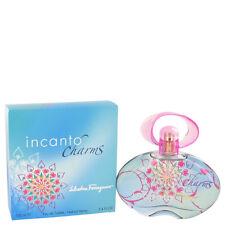 Incanto Charms Perfume By SALVATORE FERRAGAMO FOR WOMEN 3.4 oz EDT Spray 427025