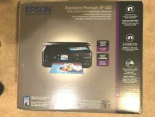 Brand New Epson Expression Premium XP-630 Wireless Inkjet Photo Printer