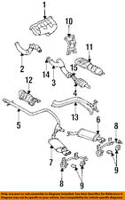 Cadillac GM OEM 93-02 Eldorado 4.6L-V8 Exhaust-Heat Shield 3549187