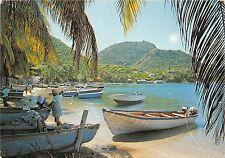 BR9383 Les Saintes terre de haut Bateaux de peche  Guadeloupe  caribbean