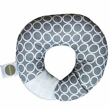 Babymoon Pod - For Flat Head Syndrome & Neck Support - Metro Pewter BM1012 Blue