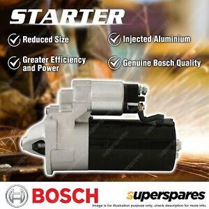 Bosch Starter Motor for FIAT DUCATO 2.3 2.3D 14 2.8 DIESEL 8140.43S