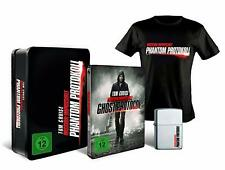 Mission Impossible 5: GHOST PROTOCOL Blu-Ray Collector Edition+Steelbook+Lighter