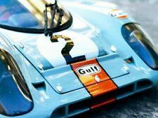 1/24 GANCI COFANO HOOKS BONNET  gr5 Porsche Ferrari Ford