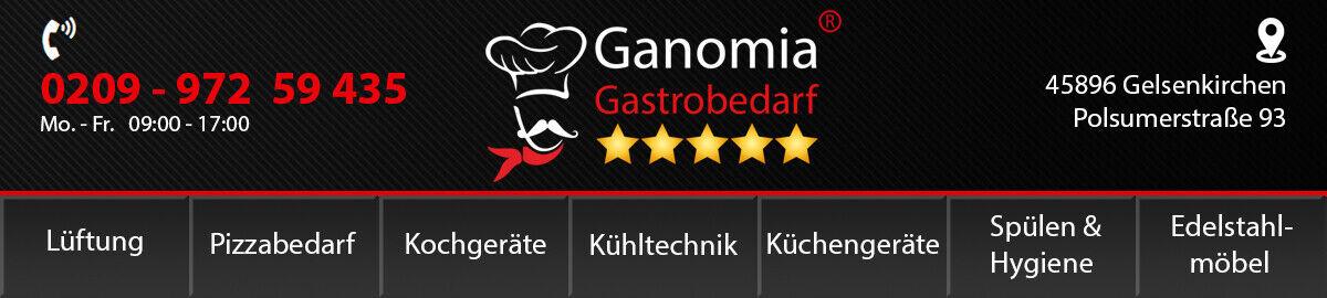 Ganomia Gastrobedarf