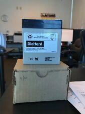Craftsman DieHard Garage Door Opener Back Up 12V Battery 41B822 FREE PRIORITY