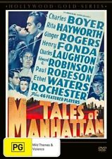 TALES OF MANHATTAN DVD [New/Sealed]