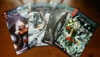 Hotwire Requiem For The Dead #1 #2 #3 #4 2009 Radical Comics NM Cond