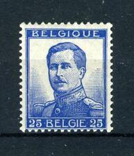 (B) 125 MNH 1912 - Z.M. Koning Albert 1