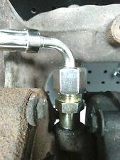 VOLKSWAGEN 028145786 Turbo Feed Junction Banjo VNT15 VNT17 TDI Turbo Feed Line