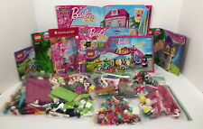 Lego Friends Mega Bloks Barbie Mini Figures Food Wheels Furniture Lot 2 Lbs