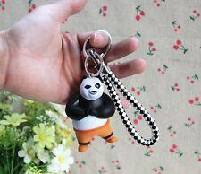 Kung Fu Panda 3 collection figures keychain Kung Fu Panda pendants toys USA