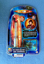 THE FOURTH 4TH DOCTOR WHO'S SONIC SCREWDRIVER UNDERGROUND TOYS DR. WHO TOM BAKER