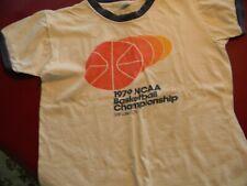 artex t shirt 1979 Ncaa Basketball Championship