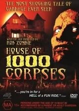 House Of 1,000 Corpses (DVD, 2004)