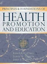 Principles and Foundations of Health Promotion and Education-ExLibrary