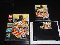World Heroes 2 Jet SNK Neo-Geo AES Japan
