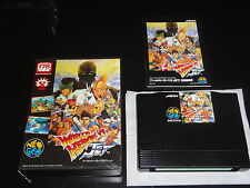 World Heroes 2 Jet SNK Neo-Geo AES Japan