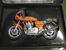 MOTO LAVERDA JOTA 180° DE 1978 ORANGE au 1/12 Minichamps 122122500