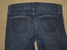 GAP Size 6 Regular Straight Bootcut Stretch Womens Jeans
