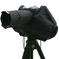 Matin Pro Camera PROTECT COVER 200mm Lens Bag Soundproof Padded Rain Snow Winter