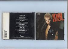 Billy Idol Same West Germany Rare Misprint Test Pressing Didx 73 1984 cd
