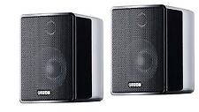 CANTON Plus MX.3 hochglanz schwarz Kompakt-Lautsprecherpaar Neu sofort lieferbar