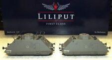 Liliput L 136505 Tren Espía para Transporte de Panzer 1 con Motor Ep II Ac