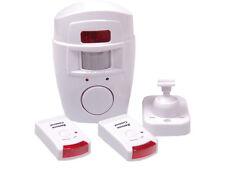 Kingavon Motion Alarm with Remote Control Key Fobs
