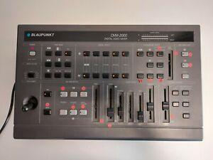 DVM-2000 Digital Video Mixer Blaupunkt UNGEPRÜFT DEFEKT ERSATZTEILE