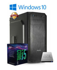 PC DESKTOP FISSO INTEL CORE i5 6400T DDR4 16GB SSD 240GB WINDOWS 10 PRO UFFICIO