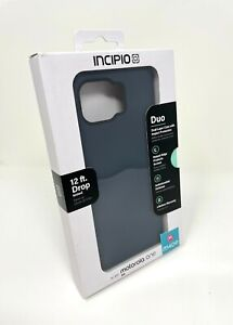 Incipio Duo Dual Layer Case for Motorola One 5G Indigo Blue