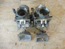 1975 Yamaha TX500 XS500 Y681' carburetor carb set pair