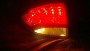 2010-2011 MERCURY MILAN DRIVER LEFT LED TAILLIGHT TAIL LAMP