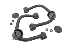"""Rough Country Upper Control Arms (fits) 19-21 Ford Ranger 4WD w/ 3.5"""" Lifts"""