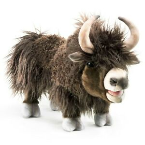 DOMESTIC YAK PUPPET 3150 ~ NEW for 2019! Free Ship/ USA  Folkmanis
