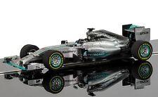 "Scalextric C3706 ""Lewis Hamilton"" Mercedes AMG Petronas F1 Hybrid 2015 Slot 1:32"