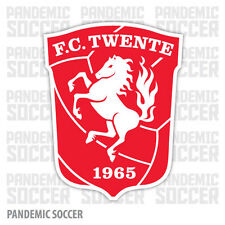 FC Twente Netherlands Vinyl Sticker Decal Football Soccer Eredivisie Tukkers