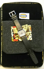 BATMAN FOSSIL WATCH w/COA #1878/2000 (BRAND NEW NEVER WORN)