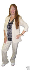Women's Plus Size Trouser Special Occasion Suits & Tailoring