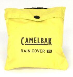 Camelbak Hydration Pack Rain Cover Yellow Small/Medium