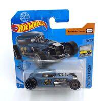 Hot wheels mod rod factory fresh edition gum ball 3000  8/10 nuevo sin uso
