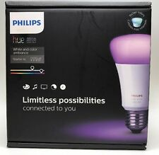 Philips Hue White and Color Ambiance A19 Starter Kit (3rd Gen)