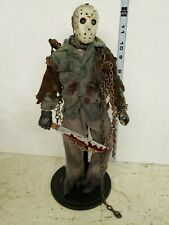 """Sideshow Friday the 13th """"Jason X"""" 12in Figure out of package"""