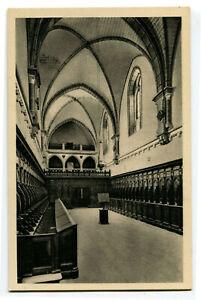 CPSM 38 Isère Monastère de la Grande Chartreuse Eglise Conventuelle