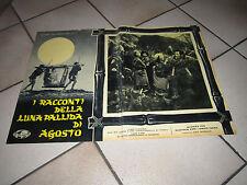 racconti della luna pallida d'agosto 1959 FOTOBUSTA,Ugetsu monogatari,Mizoguchi